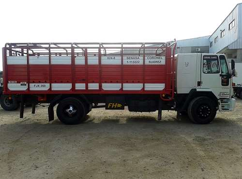 Camion Ford Cargo 1722 48 Cd A O 2006 Agroads