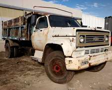 Camión Chevrolet 300 Volcador - Disponible