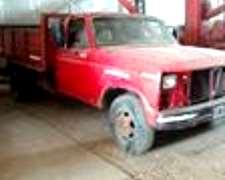 Camión Ford 400 Modelo 86 Motor Perkins 6