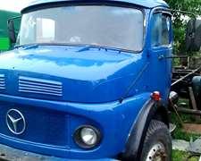 Camion 1114 Mod 71 Motor 1620 Mod 2006 Tomo Permuta