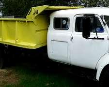Camion Beford Con Caja Volcadora