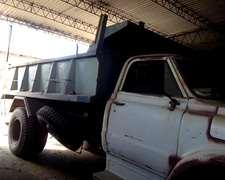 Camion Chevrolet 69 Con Caja Voladora