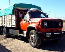 Camion Chevrolet 714 - Motor 1518