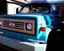 Camion Chevrolet 814 Motor Mercedes Benz Vende Cignoli Hnos
