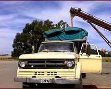 Camion Con Tolva Autodescargable Dodge Dp800