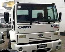 Camion Ford Cargo 1722/48 Chasis Para Carrozar 6mts Financio