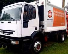 Camion Recolector - Compactador De Basura