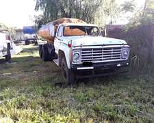 Camion Regador Ford 7000