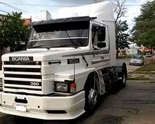 Camion Scania 113 360hp