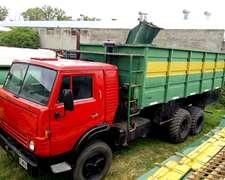 Camion Tolva De 18 Tn Autodescargable