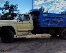 Camion Volcador Ford 7000 Mod: 78
