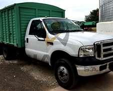 Camioneta Ford 4000 C/carrocería - Mod: 2012