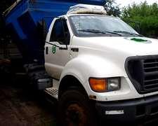 Ford 14000 Con Tolva