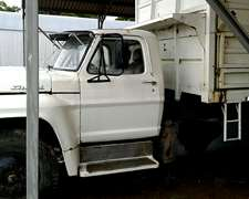 Ford 600 Con Motor Perking.-
