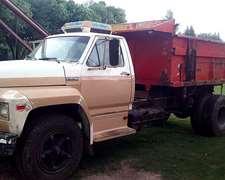 Ford 7000 Volcador 1518