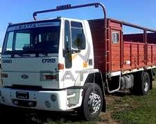 Ford Cargo 1722 - Mod: 2005 - Vigía De Gomas - Carrocería