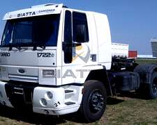 Ford Cargo 1722 Tractor - Mod: 2008