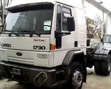 Ford Cargo 1730/35 Tractor Con Plato Y Guardabarros Cd Alta