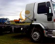 Ford Cargo 1832 - Chasis Largo - Mod, 2007
