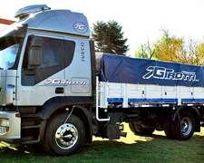 Iveco Stralis 380, Mod. 2009. Impecable. Digno De Ver