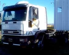 Iveco Tector - Tractor - Modelo 2008