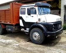 M Benz 1526 Original Mod 87 Muy Bueno