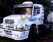 Mercedes Benz 1620l Tractor - Mod: 2006