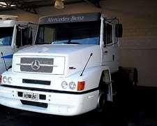 Mercedes Benz 1624 Cabina Dormitorio