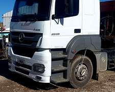 Mercedez Benz Mb 2035 Camion Tractor 1 Eje (no Volvo, Scania