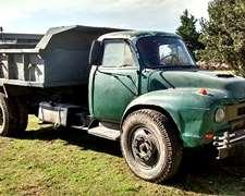 Oportunidad Vendo O Permuto Camion Volcador Bedford 350