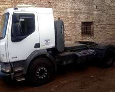 Renault 300 Ano 2012 235000 Km Tractor Hidrahulico Para Bate