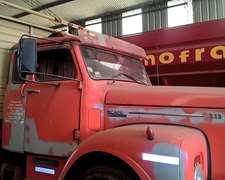 Scania 111 Año 81 Sin Turbo