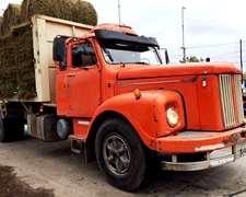 Scania 111 Largo Con Volcadora De 18 Mt3