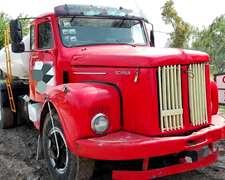 Scania 111 Llevado A 112 Turbo Modelo 1979 Motor Nuevo