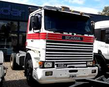 Scania 112 310 Chasis Mediano