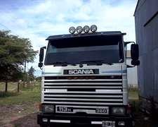 Scania 113 360hp 1995 Cel:3456024794