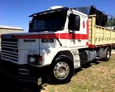 Scania 113 M94 Con Carroceria Paletera
