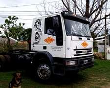 Vendo Camión Fiat Iveco Euro Cargo 17-220 Modelo 2010.-