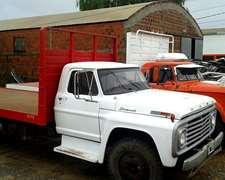 Vendo Camion Dodge 800, Motor Perkins Grande