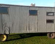 Casilla Rural Usada 5x.210 Con Cocina.-
