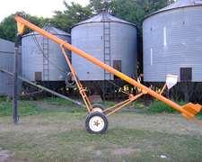 Chimango Hidraulico Transportable Para Cargar Sembradora