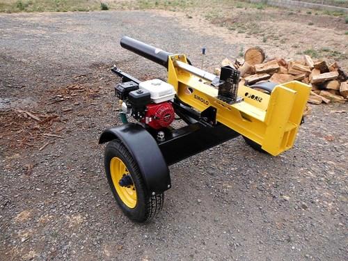 Rajadora astilladora de troncos y le a a o 2016 agroads for Maquina de astillar lena