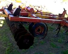 Cincel Dan-car Con Rotopal 15 Puas 4.5 Metros