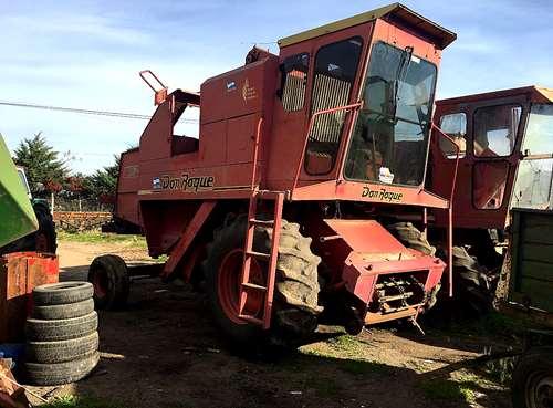 Don Roque Rv 100 M Año 1994 Para Repuesto Con Plataforma.
