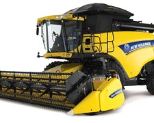 Cosechadora New Holland Cr9080