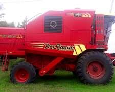 Cosechadora Don Roque 150