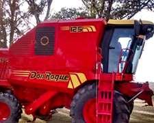 Cosechadora Don Roque Rv 125m - Año 2004