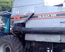 Cosechadora Gleaner R 72 Vendo Permuto