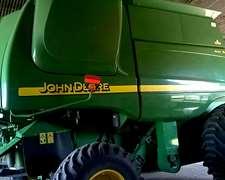 Cosechadora John Deere 9650 Sts Excelente Estado