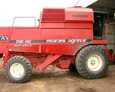 Cosechadora Marani 2140 H.e.e. Evolución 2006